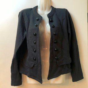 Open front coatigan/blazer